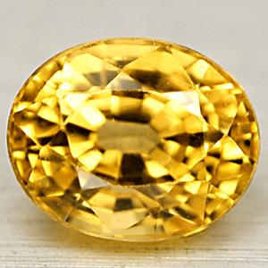 Gelber stein