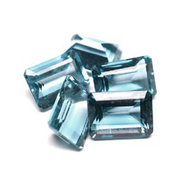 Oktagon Topas Sky Blue 7x5mm 1.30ct