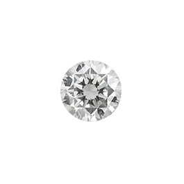 Runder Diamant 0.09ct VVS E/River 2.90x2.90mm