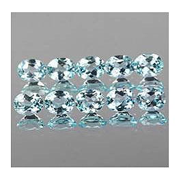 Ovaler Topas 5x3mm 0.30ct
