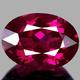 Ovaler Rhodolit Pink 9x7mm 2.42ct
