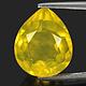 Tropfen Opal Gelb 15x12.5x8mm 6.30ct