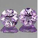 Runder Amethyst Lila 8.0mm 1.62ct