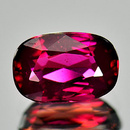 Ovaler Turmalin Pink 7.9x5.3x3.8mm 1.23ct