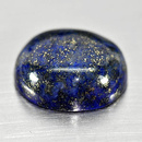 Ovaler Lapislazuli Royalblau 14.7x12.7x5.6mm 10.18ct