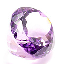 Ovaler Amethyst 18.5x15.2x11.5mm 20.10ct