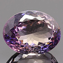 Amethyst Oval Lila 17.1x13.0x10.8mm 14.59ct