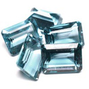 Oktagon Topas Sky Blue 10x8mm 3.71ct