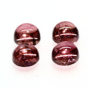Runder Turmalin Cabochon Pink 6.5mm 1.60ct