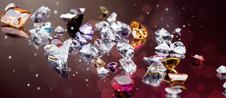 Schmuck diamanten  Edelsteine Diamanten Opal Schmuck Online selber machen – diamant ...